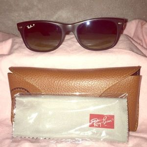 RB2132 New Wayfare Sunglasses